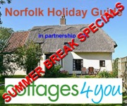 Summer Break Specials from NHG and Cottages4You