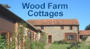 Wood Farm Cottages self catering accommodation