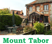 Mount Tabor Holiday Cottage