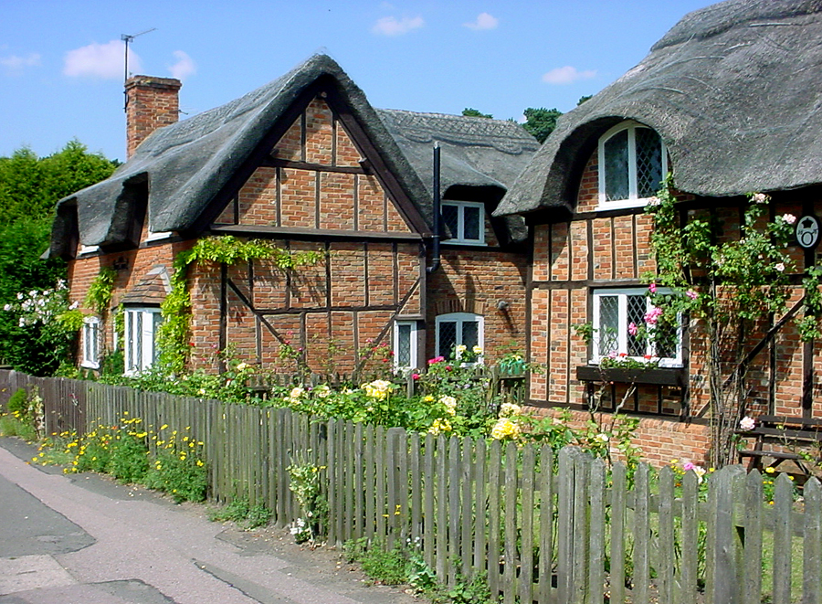 Cottages norfolk